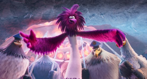 Image result for Angry Birds Movie 2 Zeta
