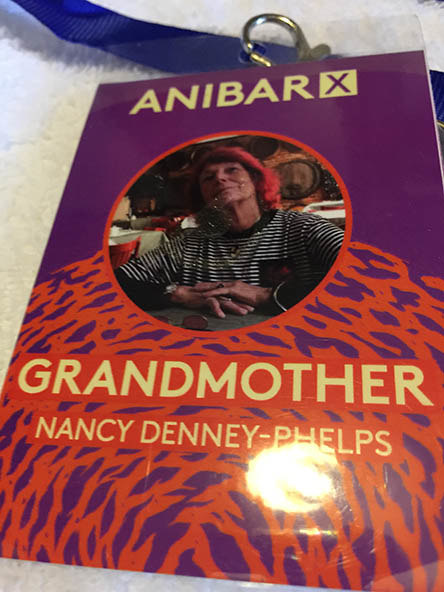 """Grandmother"" Nancy"