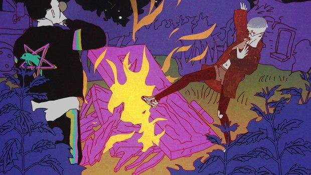 Trippy Edgy And Reptilian The Wonderful Melancholia Of Acid