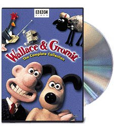 Sales of Wallace and Gromit merchandise have been driven by the shorts' cult following in the U.K. and States. © Twentieth Century Fox Home Entertainment.