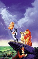 The Lion King's