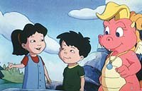 Dragon Tales. TM and © 1999 CTW/CTTD.
