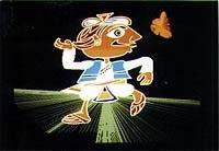 Lok Gatha, an animation serial by Bhimsain. © Climb Films.