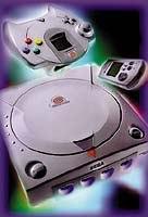 No, not a top secret military weapon. It's Sega's Dreamcast.