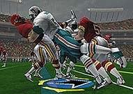 NFL 2K by Sega Sports.
