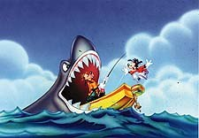 Goof Troop. © 1991 The Walt Disney Company.