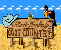 Coot Country, created by Funny Business for Cartoon Network Online's Web Premiere Toon series. It will debut in September. Courtesy of Funny Business.