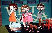 Angela Anaconda. © 1999 Fox Family Channel. All rights reserved. © Sony Wonder.