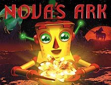 © 1998 by Callaway & Kirk Company LLC. Nova's Ark and all related characters are trademarks of Callaway & Kirk Company LLC. Courtesy of Engineering Animation, Inc. (EAI).