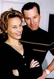 Jeff Kleiser and Diana Walczak. Image courtesy of Kleiser-Walczak Construction Company.