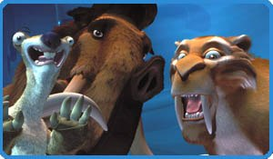 Sid, Manfred and Diego are the results of years of planning, talent and passion. All images  and © 2002 Twentieth Century Fox. All rights reserved.