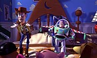 Although originally intended as a direct-to-video film, Toy Story II will receive a full-blown theatrical release like its hit 1995 predecessor. © Disney Enterprises, Inc./Pixar Animation Studios. All Rights Reserved.