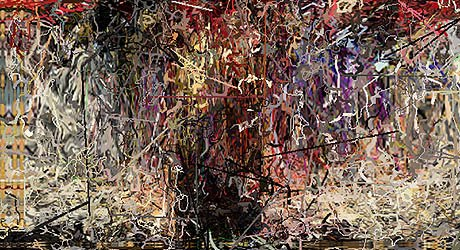 To Jean-Paul Riopelle (1932-2002) is a tribute to the late artist.
