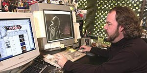 Animation director Rob Coleman describes the first task on Episode II was to define the technical