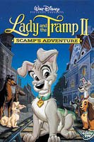 Readers wonder why Disney continues to release sub-par material, such as this DVD sequel of The Lady and the Tramp. © Disney Enterprises, Inc.