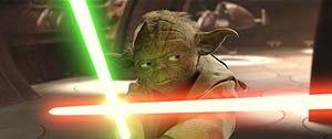 The warrior Yoda.