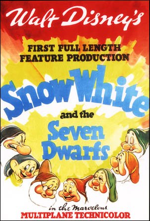 While touring to promote Snow White in Germany, Roy and Walt might have tried to recover lost money or to lobby Germany to lift its ban on U.S. films. © Disney Enterprises, Inc. All rights reserved.