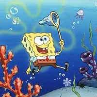 The fabulously low-maintenance star of Nickelodeon's SpongeBob SquarePants series. © Nickelodeon.