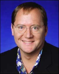 John Lasseter spearheaded the effort to bring Spirited Away to American audiences. © 2002 Nibariki. TGNDDTM. All rights reserved.