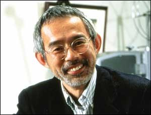 Toshio Suzuki is a co-founder of Studio Ghibli and frequent Miyazaki collaborator, as well as the godfather of anime fandom. © 2002 Nibariki. TGNDDTM. All rights reserved.