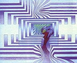 Dissipative Fantasies knocks down the walls between the individual and society. © David Ehrlich.