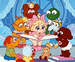 Muppet Babies was one of the