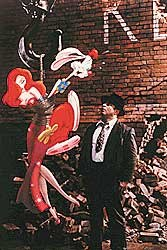 Who Framed Roger Rabbit? posited the theory that toons live in a unique universe with its own laws and culture. Courtesy of Disney. © Touchstone Pictures and Amblin Entertainment, Inc.