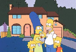 The Simpsons proved that animation wasn't just for kids. © & TM 1997 20th Century Fox Film Corp. All rights reserved.