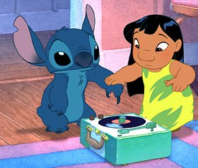 Lilo & Stitch began as an idea for a children's book over ten years prior to it becoming a feature.