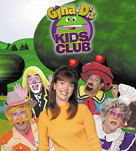Joey DiFrancesco of Raven Moon sought out broadcasting partners for Gina D's Kids Club, a live-action/animated