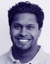 Crossing over from TV/film to games will one day be effortless for animators, feels Digital Artists Management's Suren Sagadevan. Photo credit: Joe O'Flaherty.