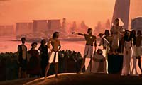 Prince of Egypt © DreamWorks.