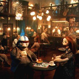 Riho Unt continued his animation career with the solo film Cabbagehead. For the first time in Estonian animation, the audience's reaction and the commercial marketplace were important considerations.