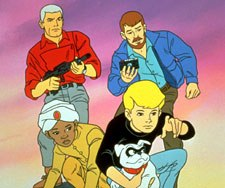 Jonny Quest took matters into his own hands. Courtesy of Cartoon Network.