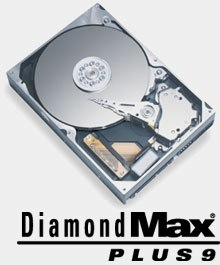 Maxtor's DiamondMax Plus 9 drive is fast and quiet, and adds a lot of storage to a system in a snap.
