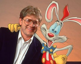 Director Robert Zemeckis carried out Eisner and Spielberg's vision for Who Framed Roger Rabbit.