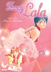 The audience for Fancy Lala expects to see a realistic view of the entertainment industry. © Studio Pierrot  Bandai Visual  TV Osaka. Under license by Bandai Entertainment Inc. All rights reserved.
