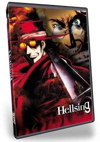 A new kind of vampire terrorizes Great Britain in Hellsing. © Kouta Hirano * Shonen Gahosha Co., Ltd. / Hellsing K.G.