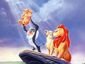 Is there sex in The Lion King? © The Walt Disney Company.