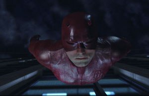 Houdini's wrinkling technology helped make all of Daredevil's physical moves more realistic.