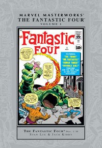Fantastic Four is the next of Lee's marvelous creations to come to the big screen. © Marvel Comics.