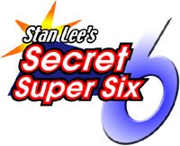 Stan Lee's Secret Super Six will be POW!s first project with DIC. © DIC Entertainment.