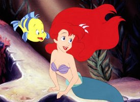 A key touchstone in animation was The Little Mermaid due to its Broadway roots. © The Walt Disney Company