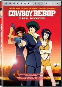 The DVD release of Cowboy Bebop: The Movie will give audiences a chance to see the movie. © 2001 Sunrise Bones Bandai Visual. All rights reserved.