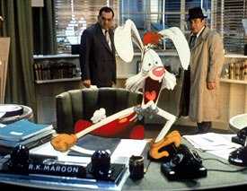 Who Framed Roger Rabbit rang in a re-birth in the world of animation. © Buena Vista Home Entertainment, Inc. All rights reserved.