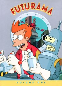 With the success of the DVD launch of the series, Futurama still has growing fan base.