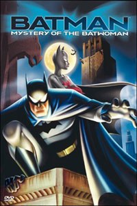 Batman: Mystery Of The Batwoman made its premiere at this years Con. © Warner Bros. Home Video.