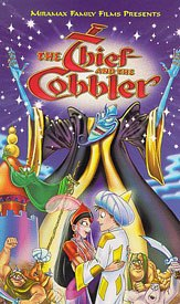 Goldberg hopes to help bring Richard Williams The Thief and the Cobbler back in the version it was meant to be seen in.
