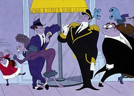 Fantasia/2000s Rhapsody in Blue will be one of many highpoints in Goldbergs amazing career. © Disney Enterprises, Inc.