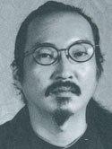 Artist, writer and director Satoshi Kon.